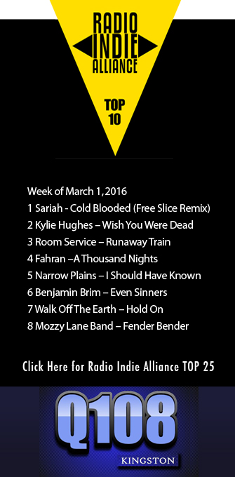 Q108 March1, 2016 Top 10
